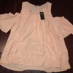 NWT Hollister off The Shoulder Top
